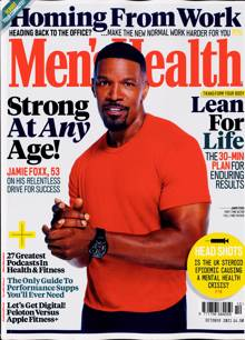 Mens Health Travel Size Magazine OCT 21 Order Online