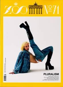 Zoo (German) Magazine Issue NO 71