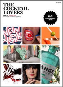 The Cocktail Lovers Magazine Issue 39 Order Online