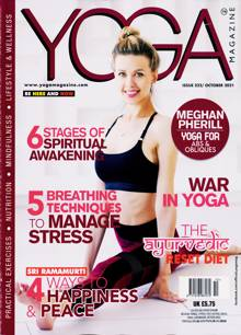Yoga Magazine Issue OCT 21
