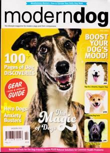 Modern Dog Magazine AUTUMN Order Online