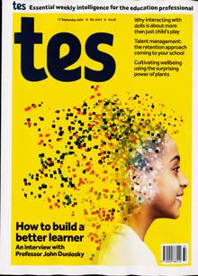 Times Educational Supplement Magazine 17/09/2021 Order Online