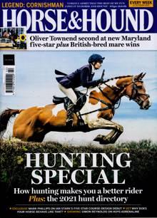 Horse And Hound Magazine Issue 21/10/2021