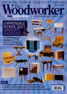 Woodworker Magazine NOV 21 Order Online