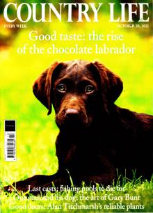 Country Life Magazine 20/10/2021 Order Online