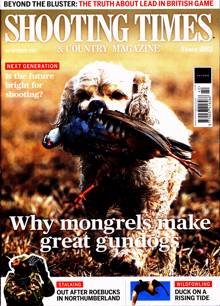 Shooting Times & Country Magazine Issue 20/10/2021