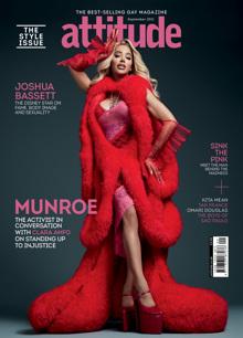 Attitude 339 - Munroe Bergdorf Magazine MUNROE Order Online