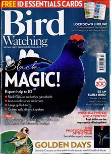 Bird Watching Magazine OCT 21 Order Online