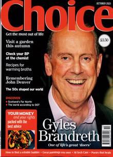 Choice Magazine OCT 21 Order Online