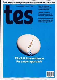 Times Educational Supplement Magazine Issue 24/09/2021
