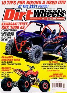 Dirt Wheels Magazine Issue OCT 21