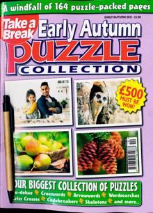 Tab Puzzle Collection Magazine E/AUTUMN Order Online