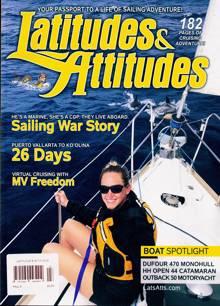 Latitudes & Attitudes Magazine FALL Order Online