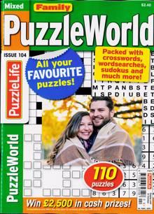 Puzzle World Magazine NO 104 Order Online