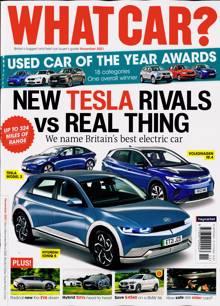 What Car Magazine NOV 21 Order Online