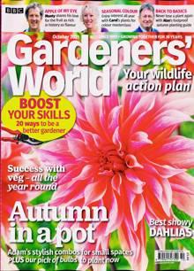 Bbc Gardeners World Magazine OCT 21 Order Online