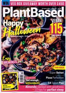Plant Based Magazine OCT 21 Order Online
