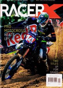 Racer X Illustrated Magazine Issue OCT 21