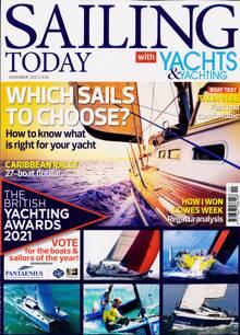 Sailing Today Magazine NOV 21 Order Online