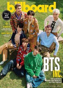 Billboard Magazine BTS FALL Order Online