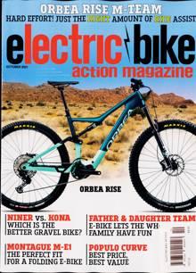Electric Bike Action Magazine OCT 21 Order Online