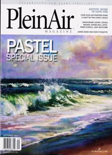 Pleinair Magazine SEP 21 Order Online