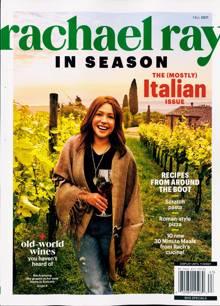 Rachael Ray In Season Magazine Issue FALL 21