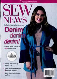 Sew News Magazine Issue 63