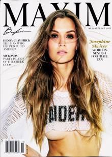 Maxim Us Magazine Issue SEP/OCT