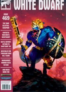White Dwarf Magazine Issue OCT 21