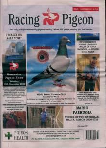 Racing Pigeon Magazine Issue 22/10/2021