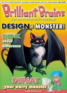Brilliant Brainz Magazine NO 37 Order Online