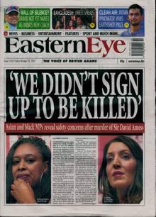 Eastern Eye Magazine Issue 22/10/2021