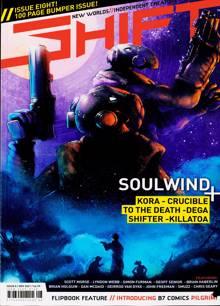 Shift Magazine Issue NO 8