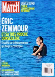 Paris Match Magazine NO 3777 Order Online