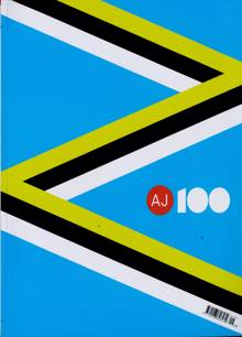 Architects Journal Magazine SEP 21 Order Online