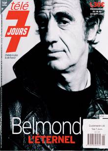Tele 7 Jours Magazine Issue NO 3199