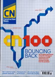 Construction News Magazine OCT 21 Order Online