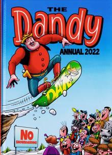 Dandy Annual Magazine Issue 2022