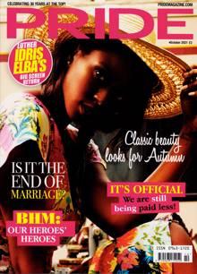 Pride Magazine OCT 21 Order Online