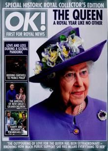 Ok Special Magazine ONE SHOT Order Online