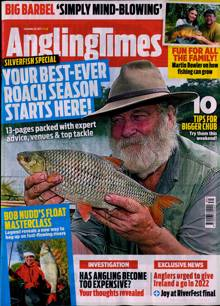 Angling Times Magazine 28/09/2021 Order Online