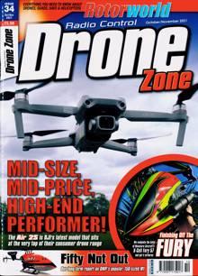 Radio Control Drone Zone Magazine OCT-NOV Order Online