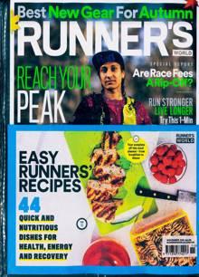 Runners World Magazine NOV 21 Order Online