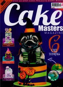 Cake Masters Magazine Issue OCT 21
