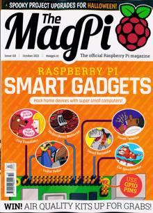 Magpi Magazine OCT 21 Order Online