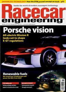 Racecar Engineering Magazine Issue NOV 21