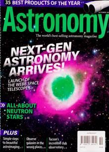 Astronomy Magazine OCT 21 Order Online