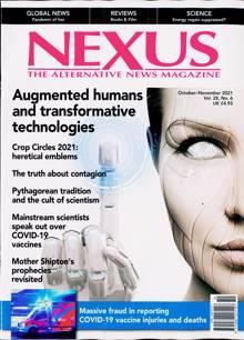 Nexus Magazine Issue OCT-NOV