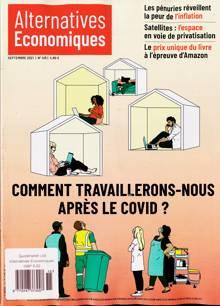 Alternatives Economiques Magazine NO 415 Order Online